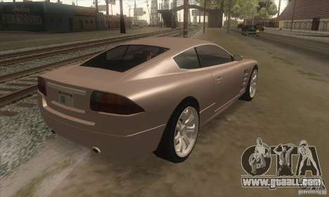 GTA IV F620 for GTA San Andreas right view