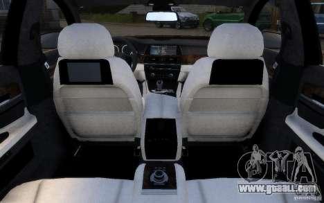 BMW 760Li 2011 for GTA 4 engine