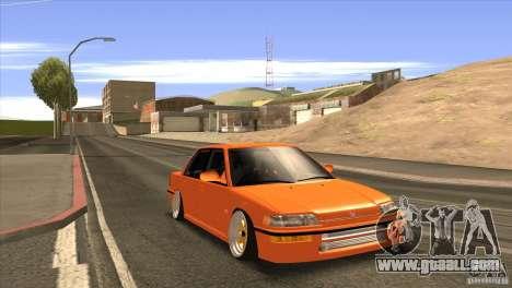 Honda Civic EF9 Sedan for GTA San Andreas right view