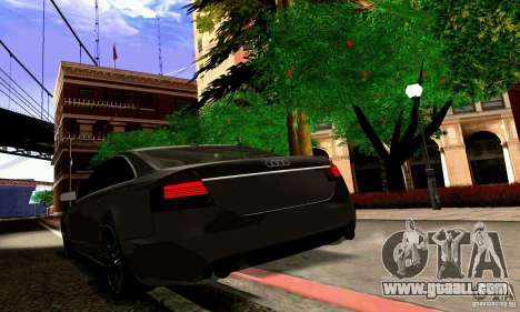 Audi A6 Blackstar for GTA San Andreas engine
