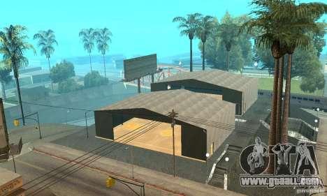 Basketball Court v6.0 for GTA San Andreas forth screenshot
