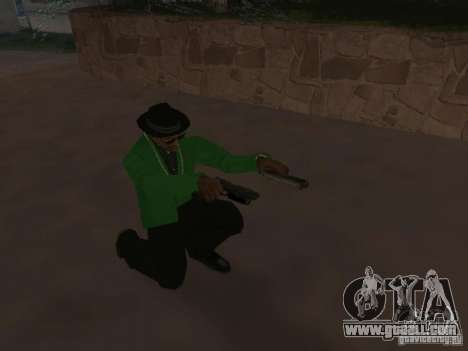 Colt 1911 for GTA San Andreas forth screenshot