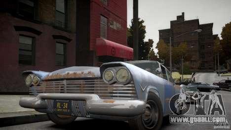 Plymouth Savoy Club Sedan 1957 for GTA 4