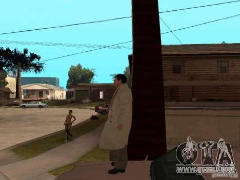 Joe Barbaro of Mafia 2 for GTA San Andreas forth screenshot