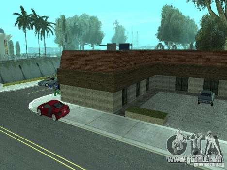 Mega Cars Mod for GTA San Andreas ninth screenshot