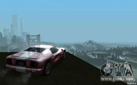 ENBSeries v1 for SA:MP for GTA San Andreas forth screenshot