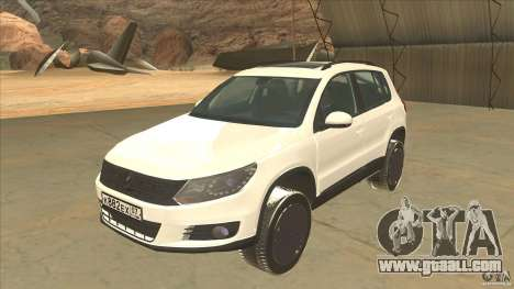 Volkswagen Tiguan 2012 v2.0 for GTA San Andreas