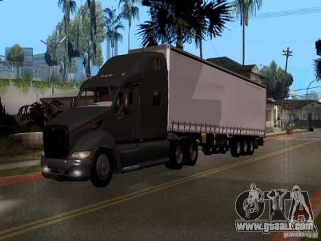 Peterbilt 389 for GTA San Andreas