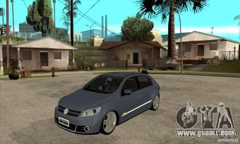 Volkswagen Gol G5 for GTA San Andreas