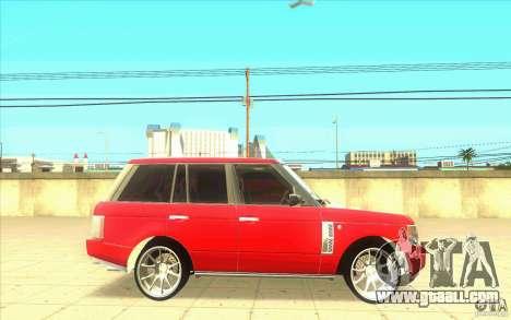 Arfy Wheel Pack 2 for GTA San Andreas seventh screenshot