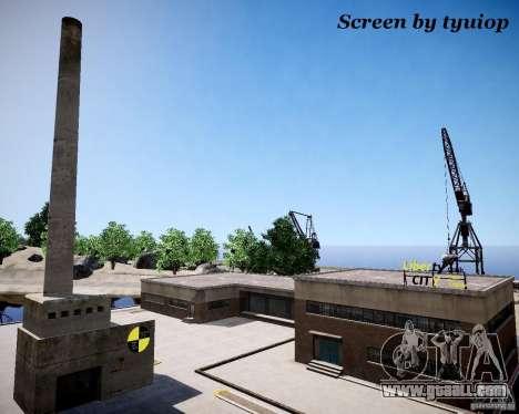LC Crash Test Center for GTA 4