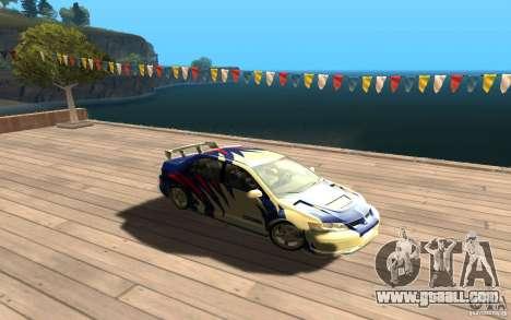 ENBSeries by RAZOR for GTA San Andreas