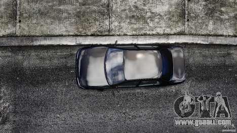 Toyota Corolla 1.6 for GTA 4 right view