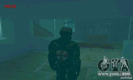 Seal of Ambrelly for GTA San Andreas sixth screenshot