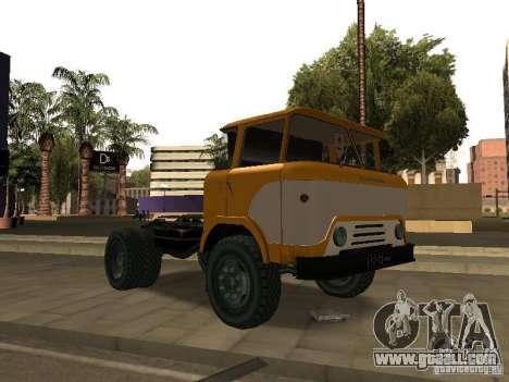 KAZ 608 for GTA San Andreas