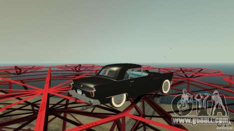 Smith Thunderbolt Mafia II for GTA 4 left view