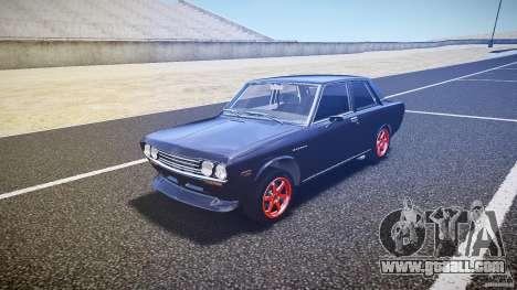 Datsun Bluebird 510 Tuned 1970 [EPM] for GTA 4