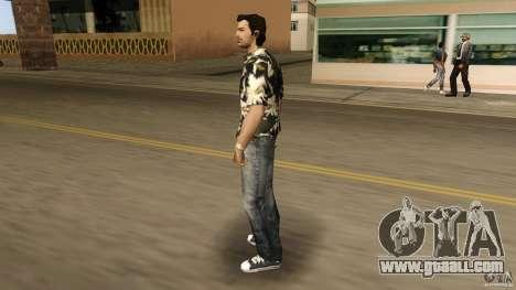 Vercetti Gang wear for GTA Vice City second screenshot
