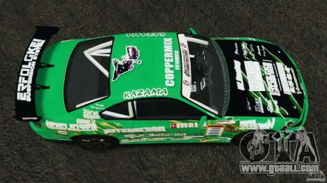 Nissan Silvia KeiOffice for GTA 4 right view