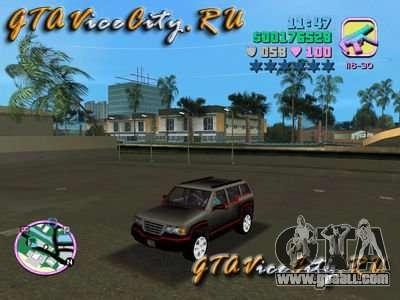 Honda Civic GTA 3 for GTA Vice City