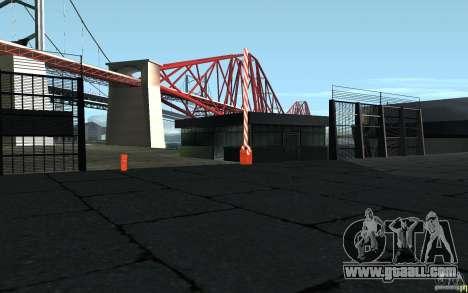 HD box checkpoint for GTA San Andreas third screenshot