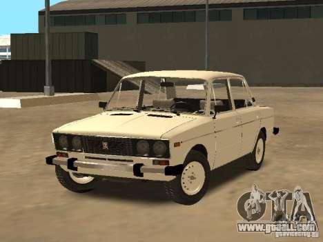 VAZ 21063 for GTA San Andreas