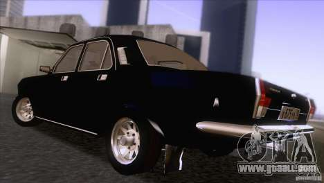 GAZ 24-10 Volga for GTA San Andreas back left view