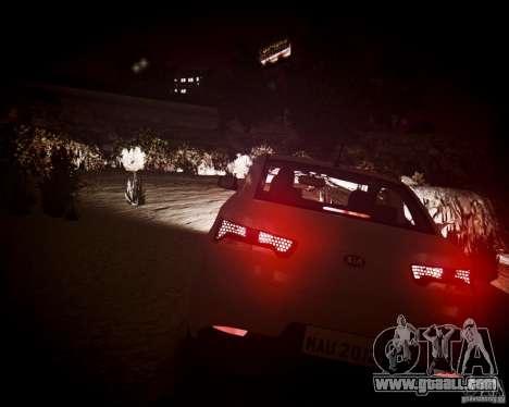 Kia Cerato Koup 2011 for GTA 4 inner view