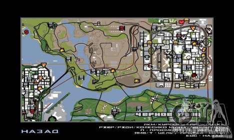 BikersInSa (The BIKERS In SAN ANDREAS) for GTA San Andreas seventh screenshot