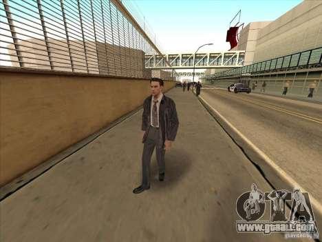 Max Payne for GTA San Andreas third screenshot