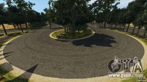 Bihoku Drift Track v1.0 for GTA 4 sixth screenshot