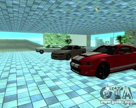 HD Motor Show for GTA San Andreas ninth screenshot