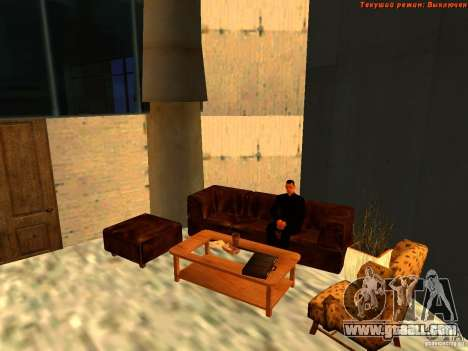 20th floor Mod V2 (Real Office) for GTA San Andreas ninth screenshot