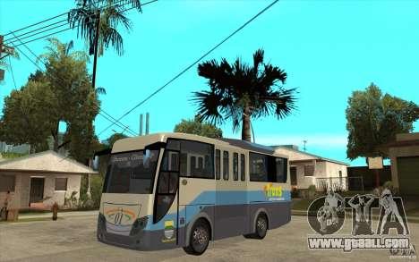 Hino Evo C for GTA San Andreas