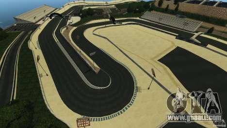 Laguna Seca [HD] Retexture for GTA 4 seventh screenshot