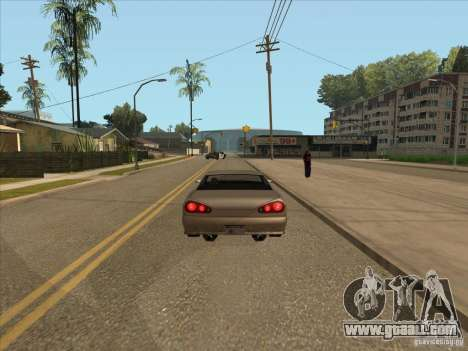 Graduated braking car for GTA San Andreas third screenshot