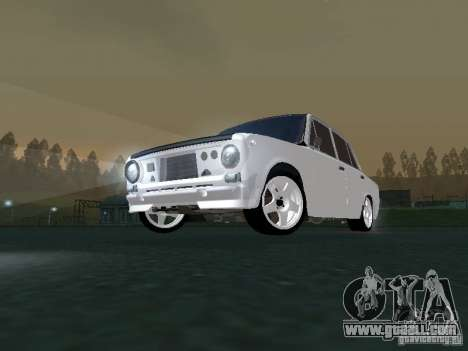 Vaz 2101 White Kids for GTA San Andreas
