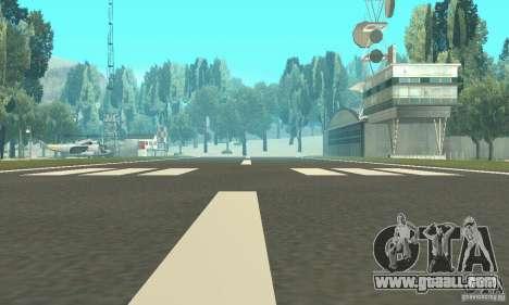 Base of CJ mod for GTA San Andreas seventh screenshot