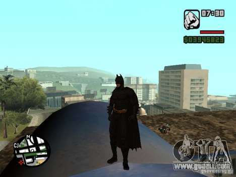 Batman for GTA San Andreas second screenshot