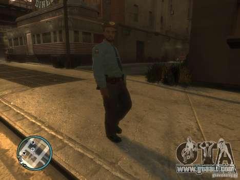 Russian Cops for GTA 4 forth screenshot