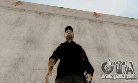 Skin on Bmydrug for GTA San Andreas second screenshot