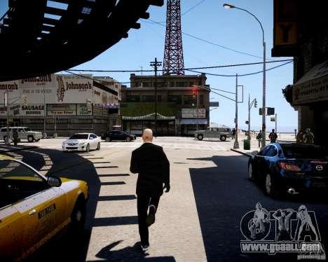 Hitman Blood Money Skin for GTA 4 second screenshot