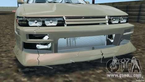 Nissan Silvia S13 DriftKorch [RIV] for GTA 4 engine