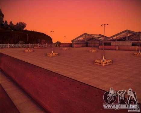 Portland for GTA San Andreas second screenshot