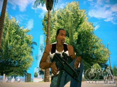 HD Pack weapons for GTA San Andreas fifth screenshot