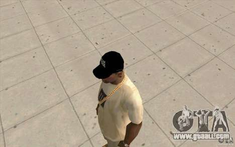 Cap fox for GTA San Andreas