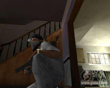 M9 for GTA San Andreas third screenshot