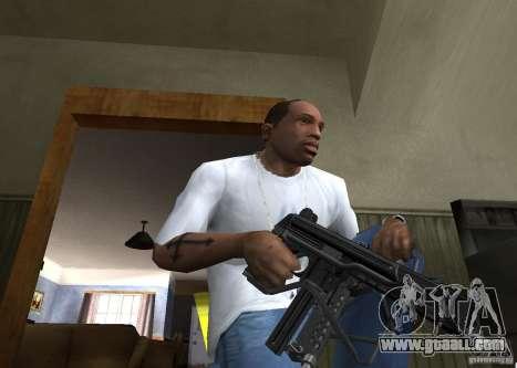 Walther MPL for GTA San Andreas second screenshot