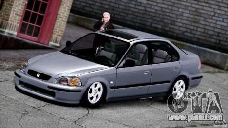 Honda Civic Vti for GTA 4
