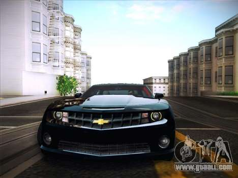 Realistic Graphics HD for GTA San Andreas seventh screenshot